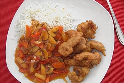 Huhn süß-sauer 20