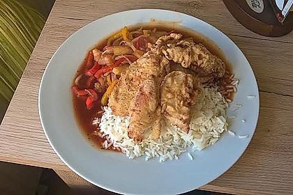 Huhn süß-sauer 25