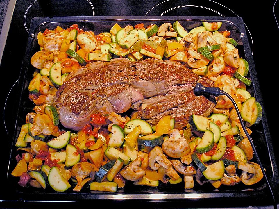 Rinderfilet Aus Dem Ofen Von Bbbirgit3 Chefkoch