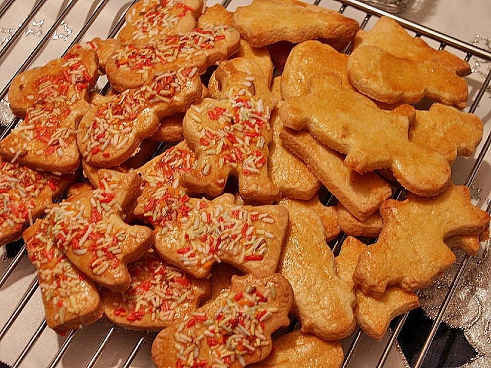 Einfache Butterkekse Von Nora Chefkoch