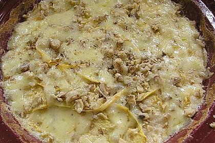 Gratinierte Steckrübe mit Käse-Nuss-Kruste 1