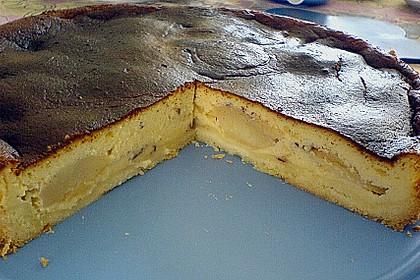 Apfel-Topfenkuchen 3