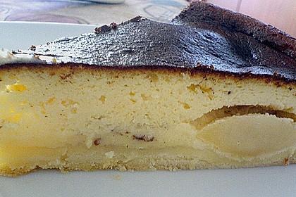 Apfel-Topfenkuchen 5