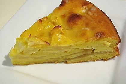 Apfel-Topfenkuchen 2