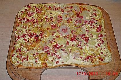 Elsässer Flammkuchen 158