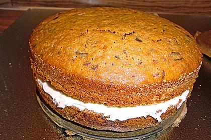 Vanilla Frosting (Bild)