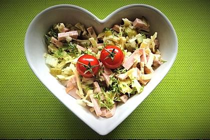 Schweizer Wurstsalat 11