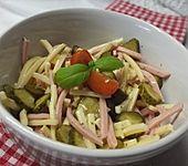 Schweizer Wurstsalat (Bild)