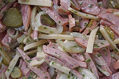 Schweizer Wurstsalat 19