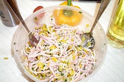 Schweizer Wurstsalat 41