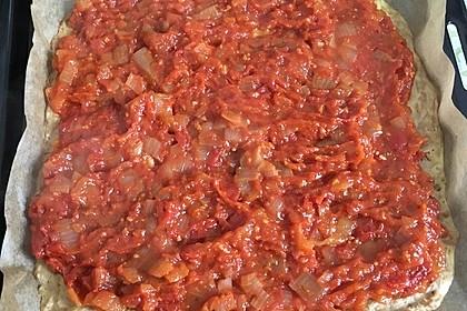 Tomatensosse für Pizza (Bild)
