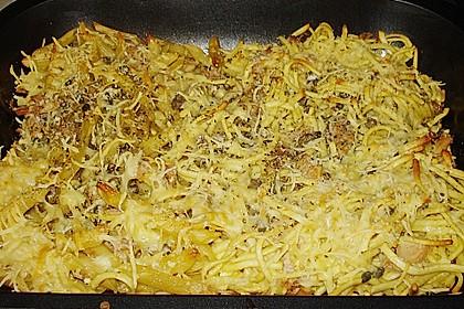 Spaghetti vom Blech 6