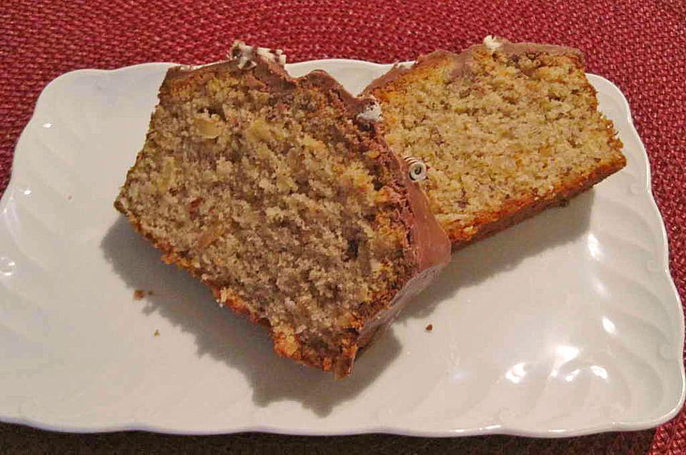 Apfel Nuss Kuchen Mit Zimt Von Superbiene66 Chefkoch De