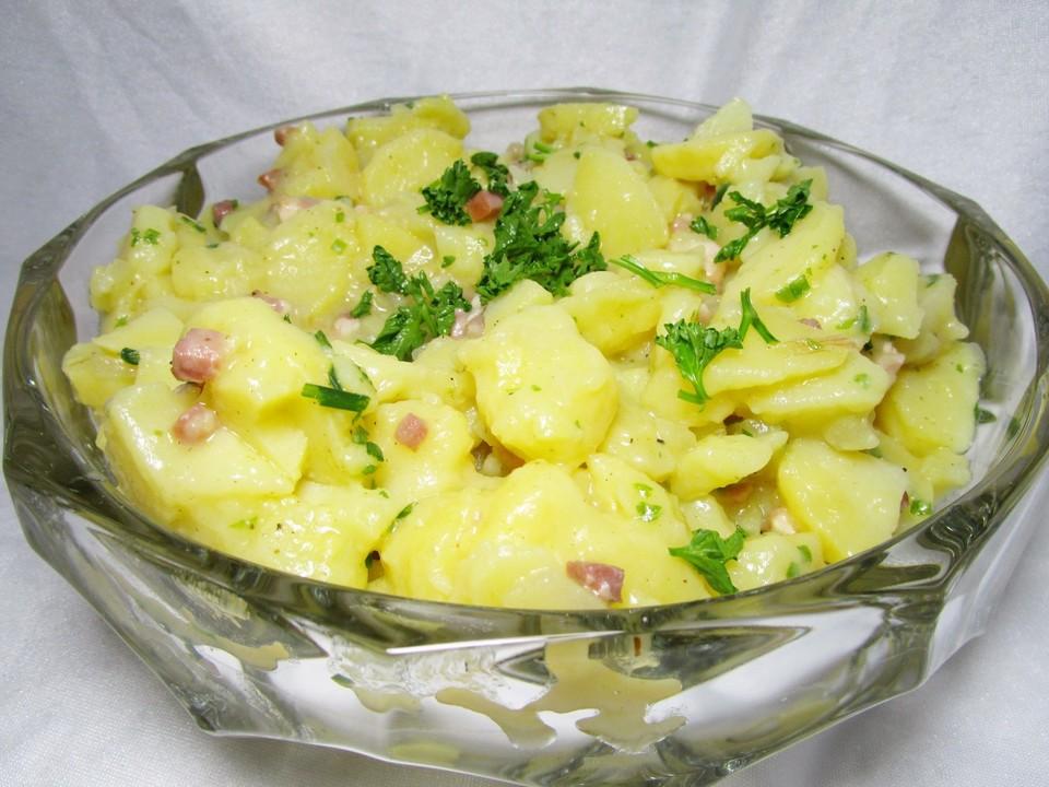 Hausgemachter Kartoffelsalat Von Lollipop Chefkoch