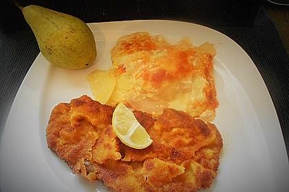 Kartoffel - Birnen - Gratin 5