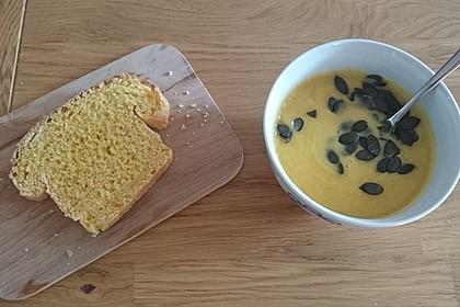 Kürbis-Kokos-Suppe 8