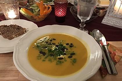 Kürbis-Kokos-Suppe 27