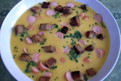 Kürbis-Kokos-Suppe 19