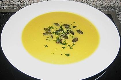 Kürbis-Kokos-Suppe 15