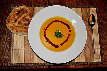 Kürbis-Kokos-Suppe 16