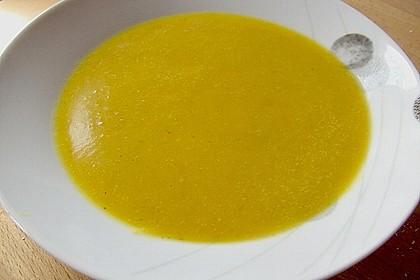 Kürbis-Kokos-Suppe 53