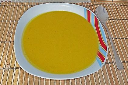 Kürbis-Kokos-Suppe 43
