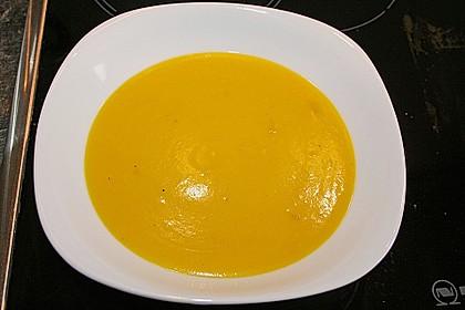 Kürbis-Kokos-Suppe 37