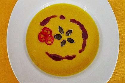 Kürbis-Kokos-Suppe 9