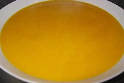 Kürbis-Kokos-Suppe 58