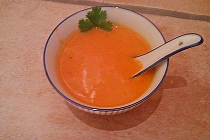 Kürbis-Kokos-Suppe 52