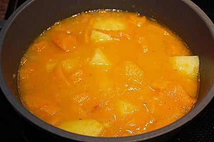 Kürbis-Kokos-Suppe 47