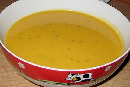 Kürbis-Kokos-Suppe 51