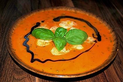 Kürbis-Kokos-Suppe 12
