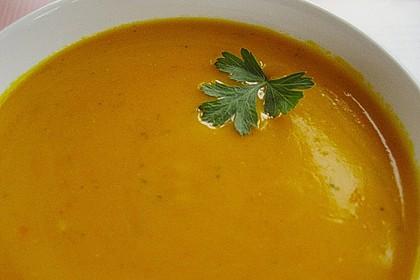 Kürbis-Kokos-Suppe 44