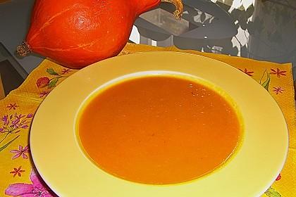 Kürbis-Kokos-Suppe 50