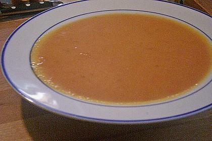 Kürbis-Kokos-Suppe 57