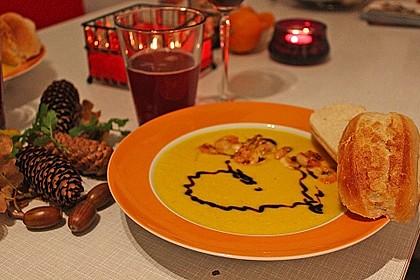 Kürbis-Kokos-Suppe 6