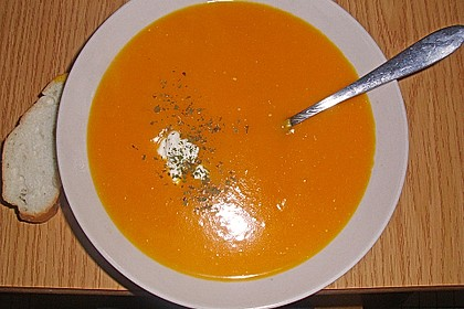 Kürbis-Kokos-Suppe 35