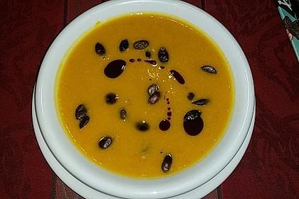 Kürbis-Kokos-Suppe 39