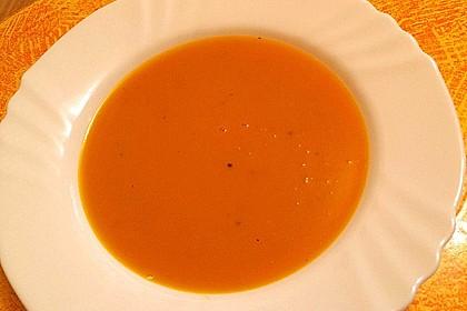 Kürbis-Kokos-Suppe 49