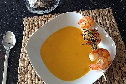 Kürbis-Kokos-Suppe 7