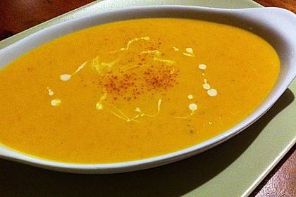 Kürbis-Kokos-Suppe 22