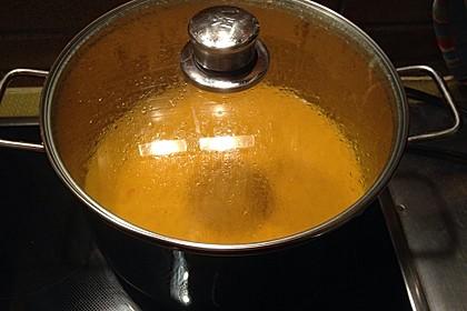 Kürbis-Kokos-Suppe 25