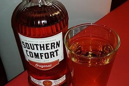 Southern Comfort mit Ginger (Bild)