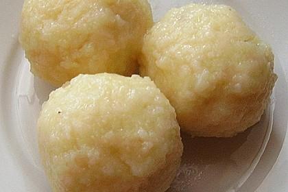 Kartoffelknödel, einfach gemacht