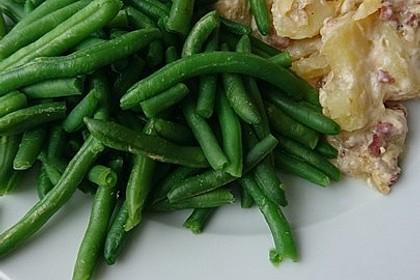 Kartoffel - Frischkäseauflauf