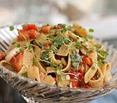 Spaghetti - Salat asiatisch (Bild)