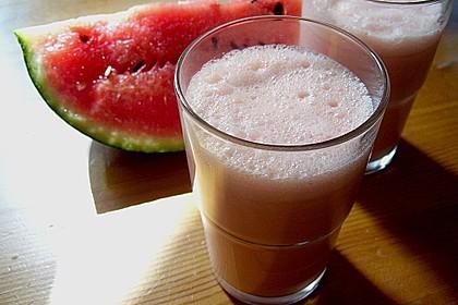 Wassermelonen - Smoothie 6
