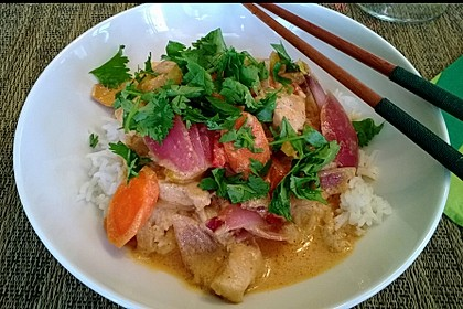 Thailändisches Curry (Bild)
