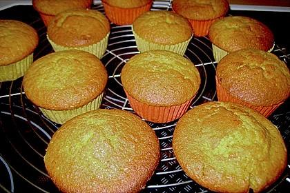 Kürbis - Muffins 18